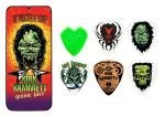 DUNLOP zestaw kostek gitarowych Kirk Hammett Signature The Monster Is Loose!